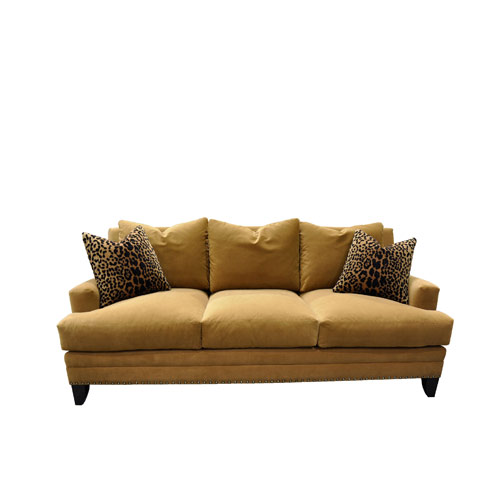 Glendora Leather Sectional