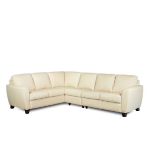 Marymount Leather Sectional