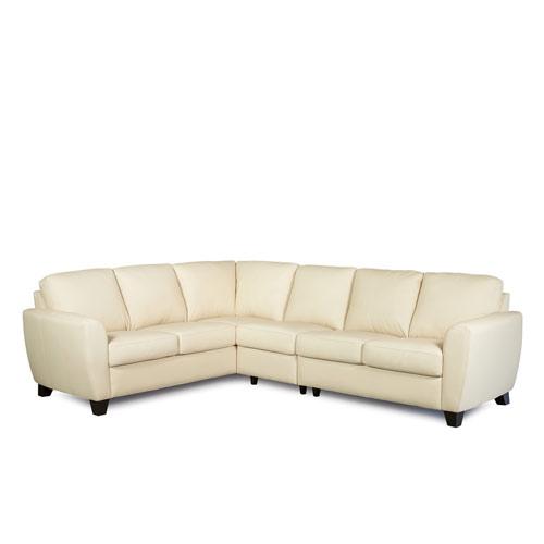 Marymount Leather Sectional