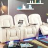 Mendoza Home Theater Seating