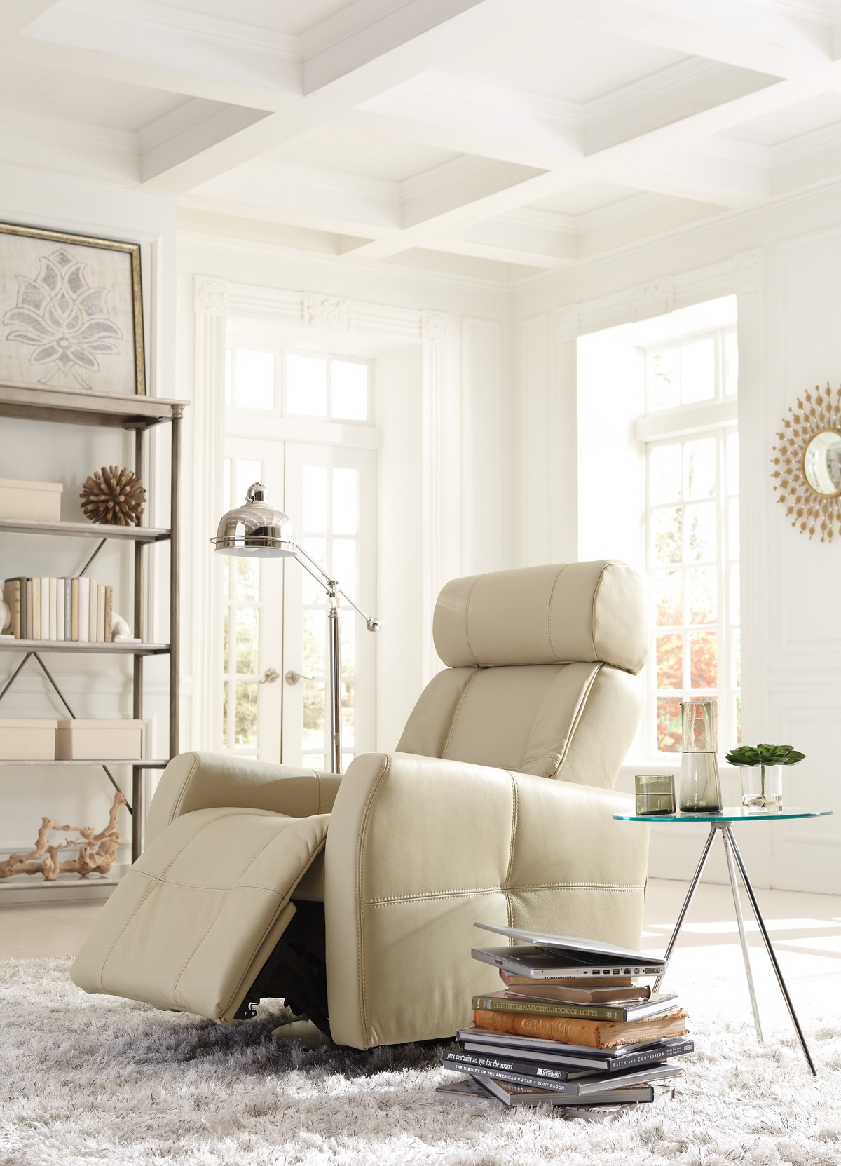 Myrtle Beach Leather Recliner 183 Leather Express Furniture