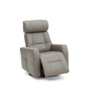 Myrtle Beach Leather Recliner