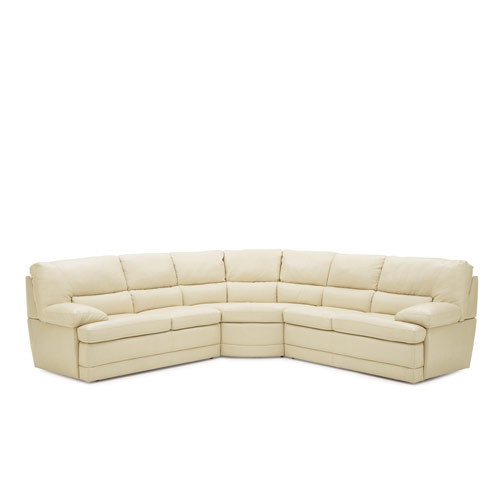Northbrooke Leather Sectional