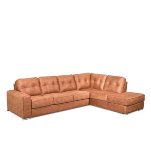 Pachuca Leather Sectional