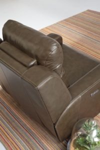 Redwood Home Theater Seating Detail