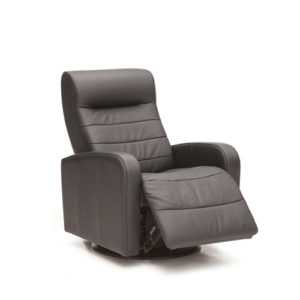 Riding Mountain Leather Recliner