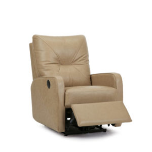 Theo Leather Recliner