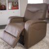 Torrington Leather Recliner Room