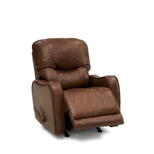 Yates Leather Recliner