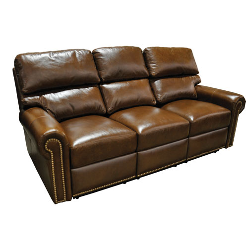 Carlton by Omnia Leather Reclining Furniture