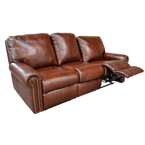 Fairmont by Omnia Leather Reclining Furniture