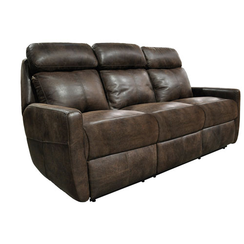 Rosemont by Omnia Reclining Leather Furniture