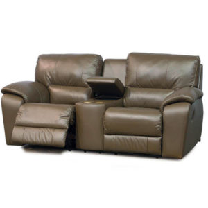 The Palliser Shields Leather Reclining Furniture Group