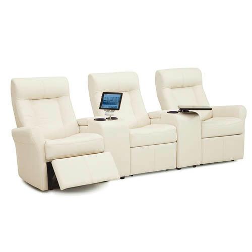 Palliser Yellowstone Reclining Leather Furniture