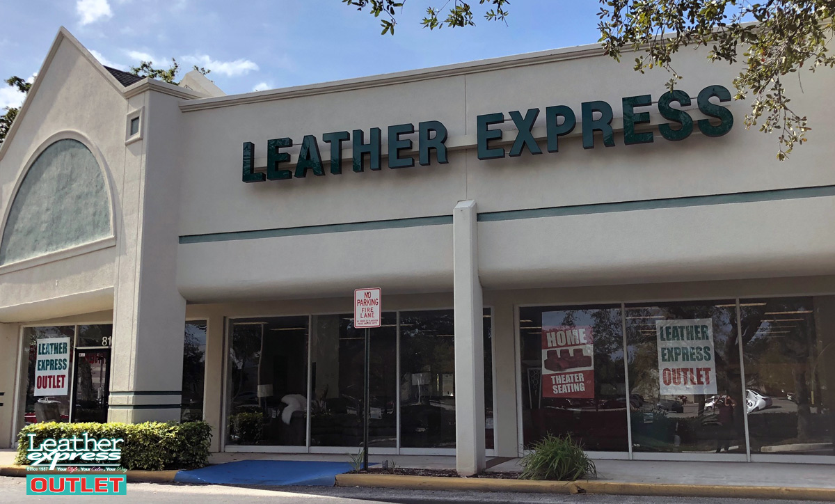 Cur Local Showroom S And Promotions Leather Express