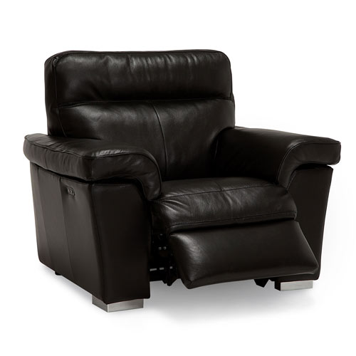 leather recliner from leather express furniture alaska by palliser